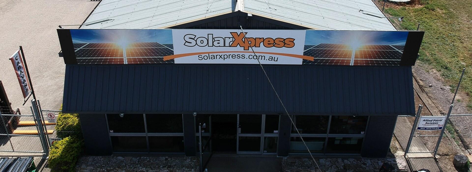 Commercial solar system installations